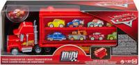 Грузовик-транспортер Міні-гонщики автомобілі Disney Cars Тачки (FLG70)