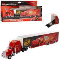 Іграшковий трейлер з мультика Тачки 660-A116