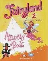 Робочий зошит Fairyland 2 Activity Book