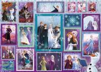 Пазли Trefl - Крижане серце-2. Магічна галерея Disney Frozen 2 500 елементів (37392)