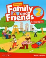 Підручник англійської мови Family and Friends (Second Edition) 2 Class Book