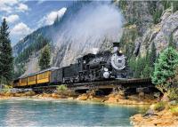 Пазли Trefl Гірський потяг, 500 елементів (37379)