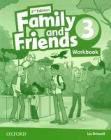 Робочий зошит Family and Friends (Second Edition) 3 Workbook