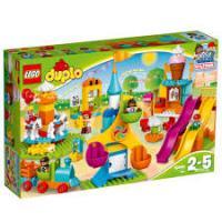 Конструктор LEGO DUPLO Великий парк атракціонів 106 деталей (10840)