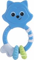 Брязкальце-прорізувач Canpol Babies Єнот (56/141 Блакитний)