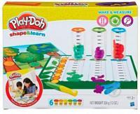 Ігровий набір пластиліну Hasbro Play-Doh Ліпи та міряй (B9016)