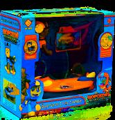 Фігурки героїв Щенячий Патруль Зума CH-501 з машинкою