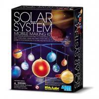 Набір для експериментів 4М для досліджень Модель сонячної системи (00-03225)