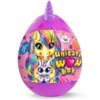 Креативний набір Unicorn WOW Box, Danko Toys, UWB-01-01U