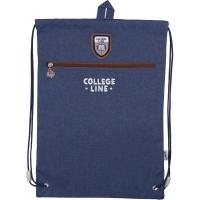 """Сумка для взуття з кишенею """"College line"""",K18-601M-15"""