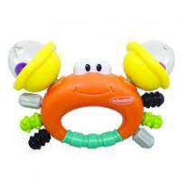 Брязкальце-прорізувач для зубів Містер Краб 304889I