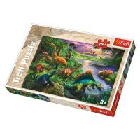 Пазли Trefl Динозаври 260 деталей (13214)