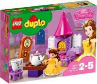 Конструктор LEGO DUPLO Чаювання у Бель(10877)