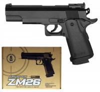 Дитячий пістолет на пульках ZM26 L00030
