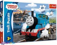 Пазл Trefl Maxi Щасливий день Томаса, 24 елементи (14292)