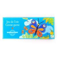DJECO. Настільна дитяча гра бродилка з гусениці в метелика (DJ05212)