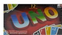 Гра настільна мала UNO Enfant (коробка 27x15)