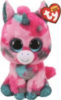М'яка іграшка TY Beanie Boo's 36313 Рожево-блакитний єдиноріг Unicorn 15 см