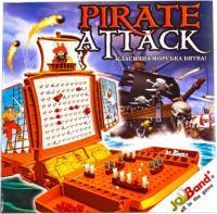 Настільна гра JoyBand для дітей 6-13 років Морський бій (12200)