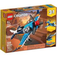 Конструктор LEGO Creator Гвинтовий літак (31099)