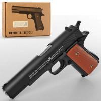 Пістолет 1911B метал, на кульках 21см