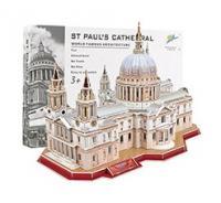 ПАЗЛИ 3D 168-A4-5-8 ПАМ'ЯТКИ, Собор святого Павла, Лондон