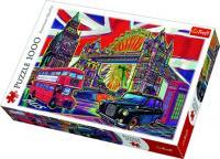 Пазли Trefl Кольори Лондону 1000 елементів (10525)