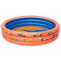 "Дитячий надувний басейн  ""Машинки Hot Wheels"" BestWay 93403"