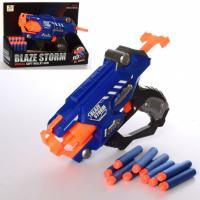Пістолет ZC7118 25см, м'які кулі 10шт