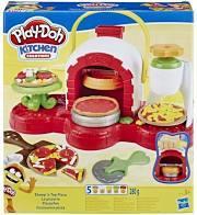 Ігровий набір Play-Doh Печемо піцу (E4576)