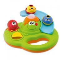 """Іграшка для ванної """"Острів мильних бульбашок"""" 70106.00 Chicco"""