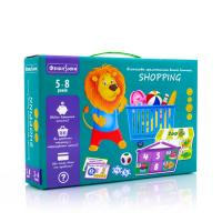 ГРА НАСТІЛЬНА «PLAY SHOPPING», VLADI TOYS, VT2312-06