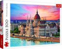 Пазли Trefl - Будапешт Угорщина 500 елементів (37395)