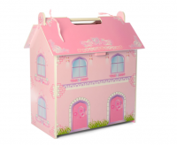 Дерев'яна іграшка Будиночок MD 1153 для ляльки