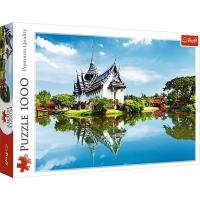 Пазли Trefl Палац Санпет Прасат Бангкок, Таїланд 1000 елементів (10437)