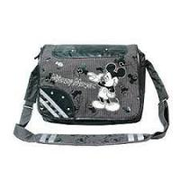 Шкільна сумка OLLI Mickey Mouse, сіра монохром (OL - 6011)