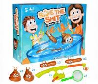 """Настільна весела гра """"Save the Shit"""" (A700-12)"""