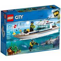 LEGO City Яхта для дайвiнгу (60221)