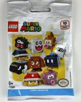 Конструктор-сюрприз LEGO Super Mario Фігурки персонажів (71361)