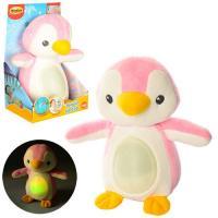 М'яка іграшка-нічник WinFun Пінгвін 0160G-NL