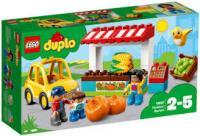Конструктор LEGO DUPLO Фермерський ринок (10867)