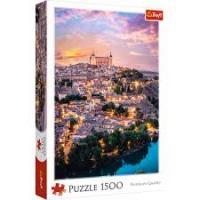 Пазли Толедо, Іспанія (1500 елементів) Trefl 26146