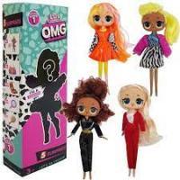 Лялька LoL LK1001-1 OMG