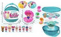 """Лялька сюрприз LOL BB61 """"Лол Pearl Surprise"""" Перлинна куля в мушлі"""
