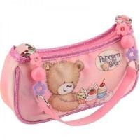 Дитяча сумка Kite Popcorn the Bear, рожева (PO18-713)