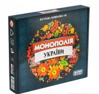 Настільна гра Монополія України 7008 Strateg