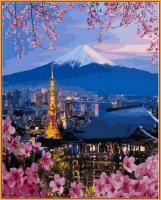 Картина за номерами Подорож по Японії (GX26047)