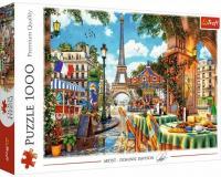 Пазли Trefl - Ранковий Париж 1000 елементів (10622)