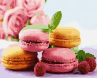 Картина по номерам Rainbow Art Легкий десерт 40*50 см GX34667