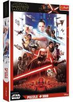 Пазли Trefl Зоряні війни. Епізод ІХ. Lucasfilm Star Wars Episode IX, 1000 елементів (10553)
